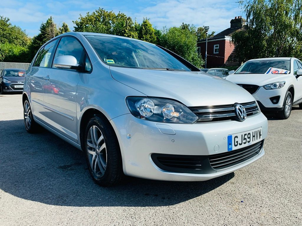 VOLKSWAGEN GOLF PLUS Hatchback 1.6 TDI SE 5dr