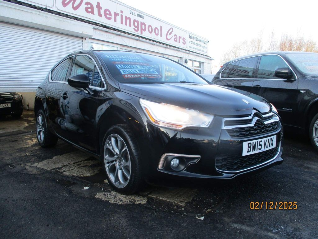 Citroen DS4 Hatchback 2.0 HDi DSport 5dr