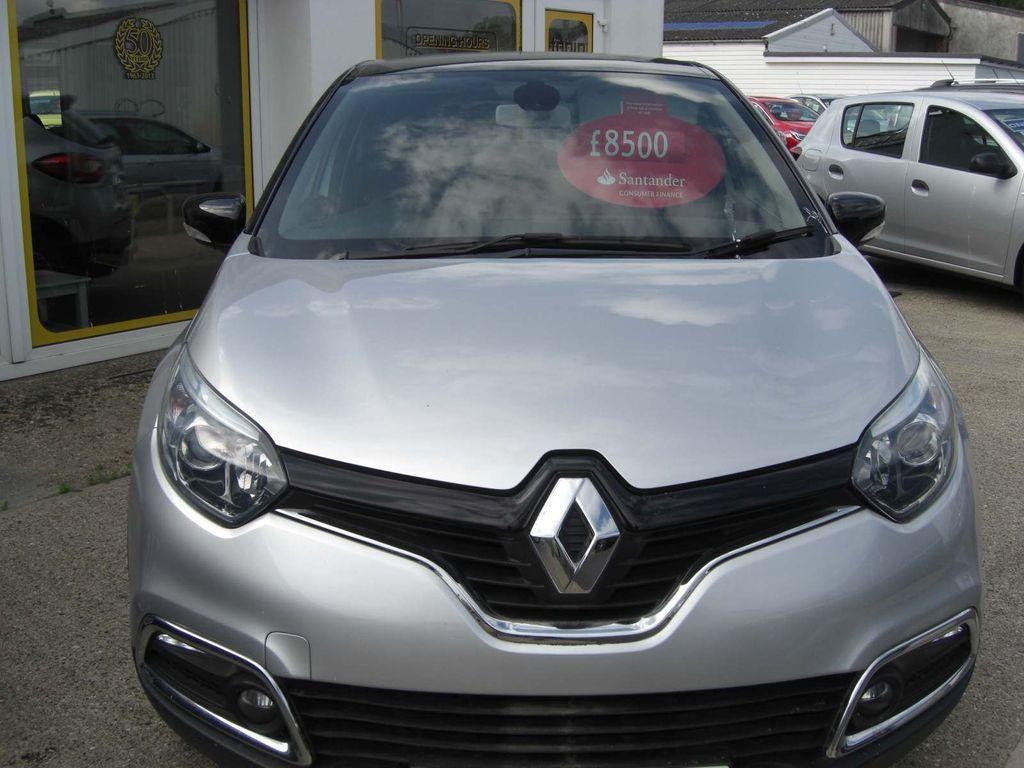 Renault Captur SUV 0.9 TCe ENERGY Signature (s/s) 5dr