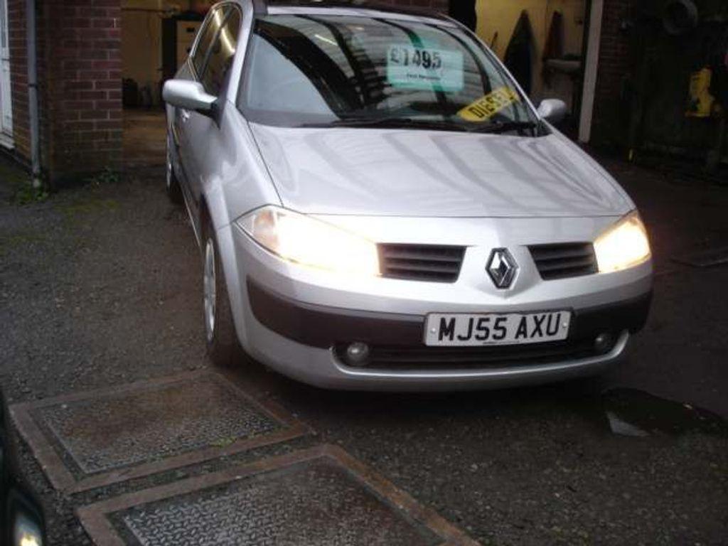 Renault Megane Hatchback 1.5 dCi Oasis 5dr