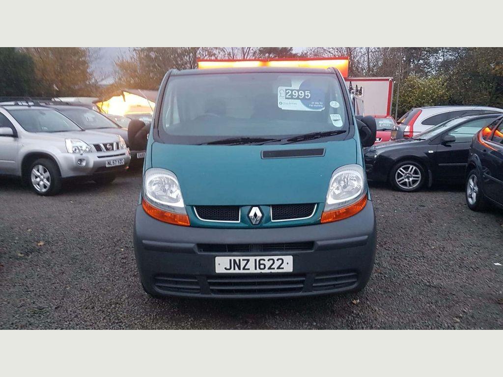 Renault Trafic Panel Van 1.9 TD dCi SL27 Panel Van 4dr
