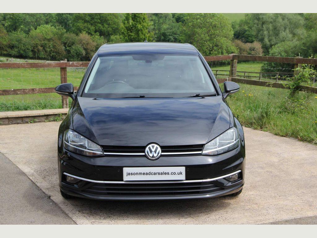 Volkswagen Golf Hatchback 1.6 TDI BlueMotion Tech GT (s/s) 5dr