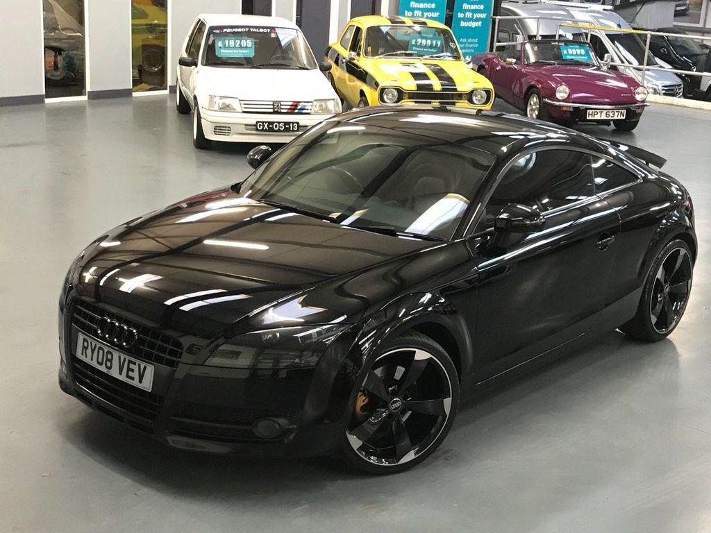 Audi TT Coupe 2.0T S-TRONIC QUATTRO