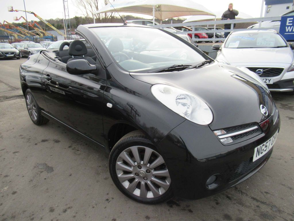 Nissan Micra C+C Convertible 1.6 Chic 2dr