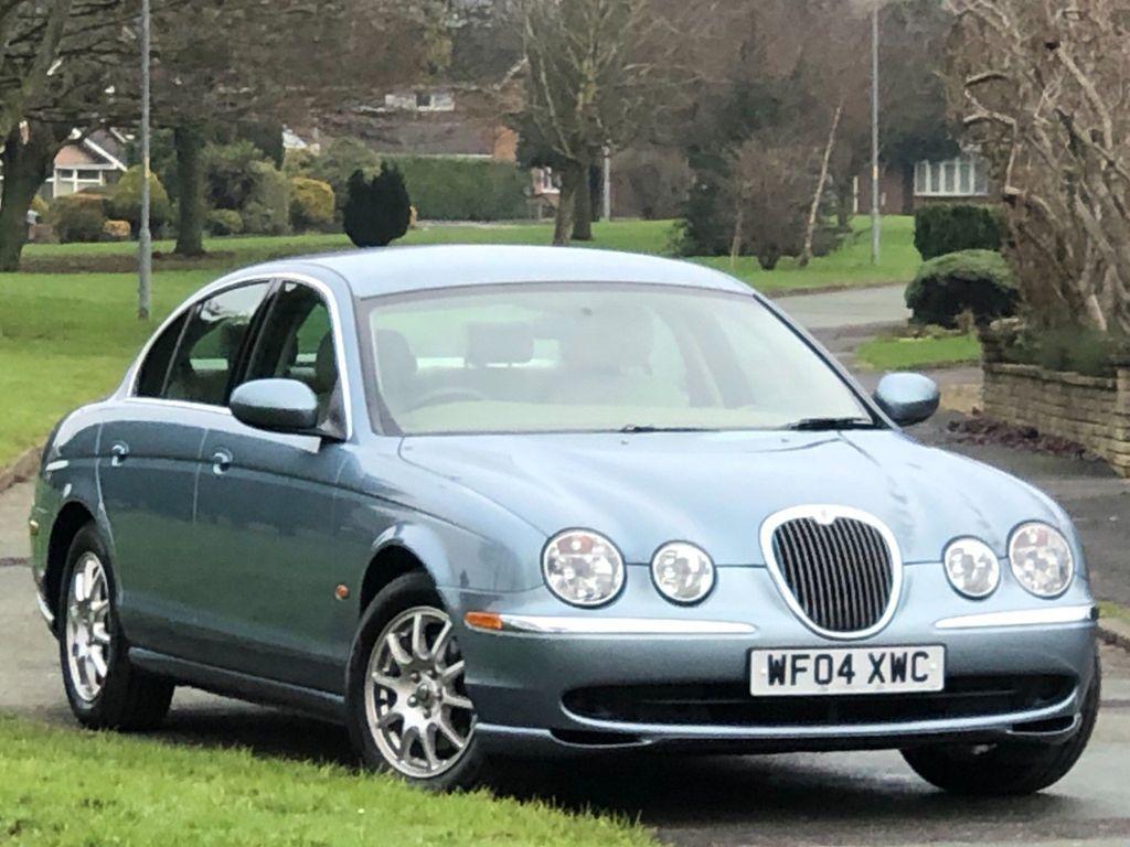 Jaguar S-Type Saloon 2.5 V6 4dr