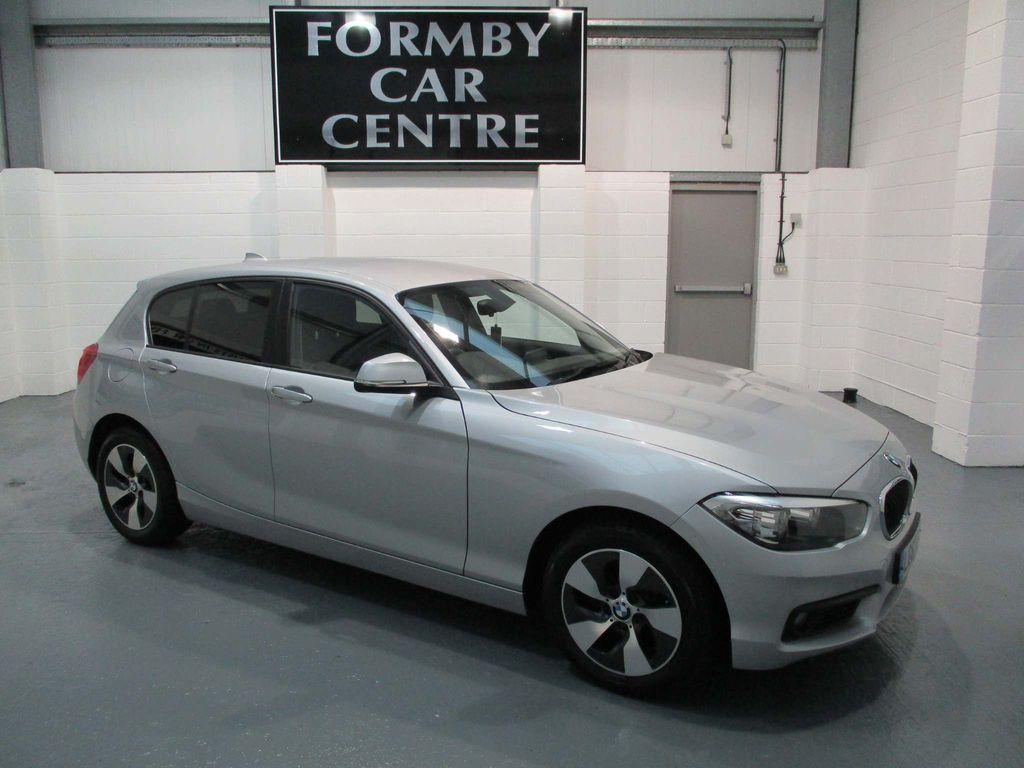 BMW 1 Series Hatchback 1.5 116d SE Sports Hatch Auto (s/s) 5dr