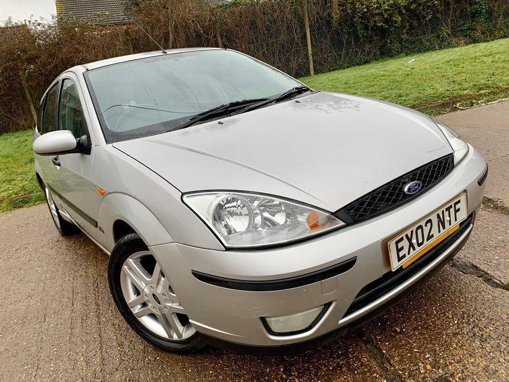 Ford Focus Hatchback 2.0 i Zetec 5dr