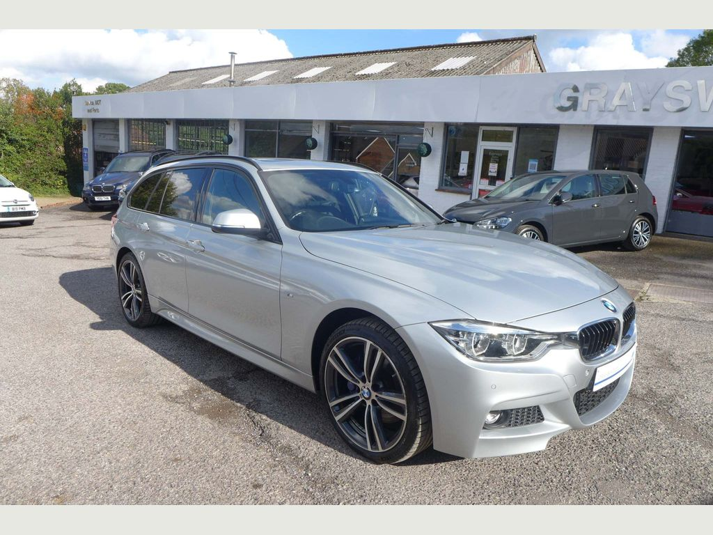 BMW 3 Series Estate 2.0 320i M Sport Touring xDrive (s/s) 5dr