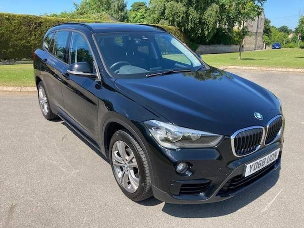 BMW X1 SUV 1.5 18i GPF Sport DCT sDrive (s/s) 5dr