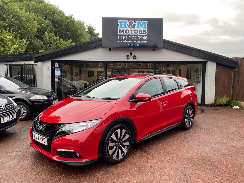Honda Civic Estate 1.8 SE Plus Tourer 5dr (DAB/Premium Audio)