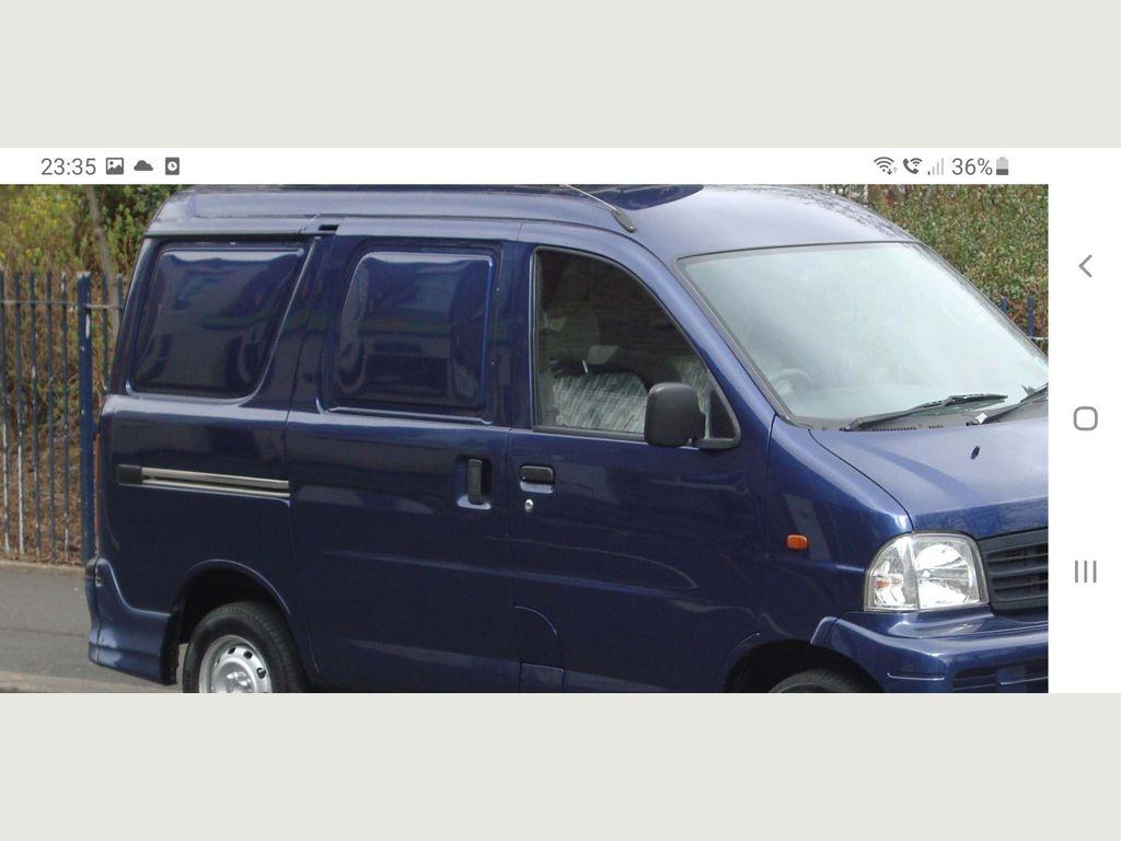 Daihatsu Extol Panel Van 1.3 Panel Van 5dr