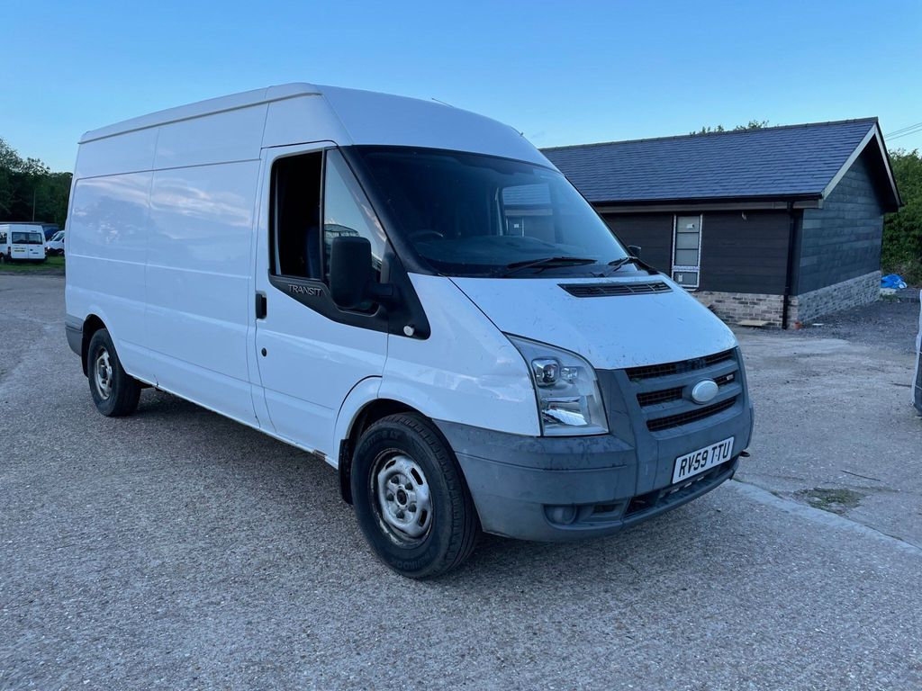Ford Transit Unlisted Mwb meadiam roof