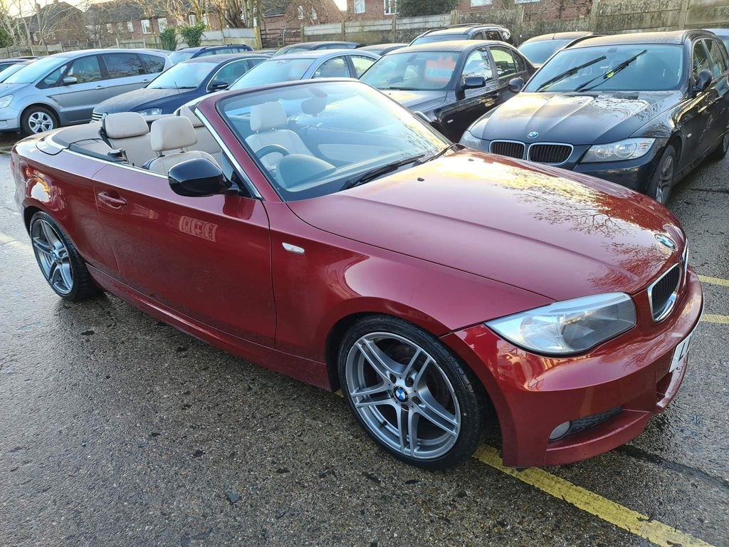 BMW 1 Series Convertible 2.0 118d Sport Plus Edition Auto 2dr