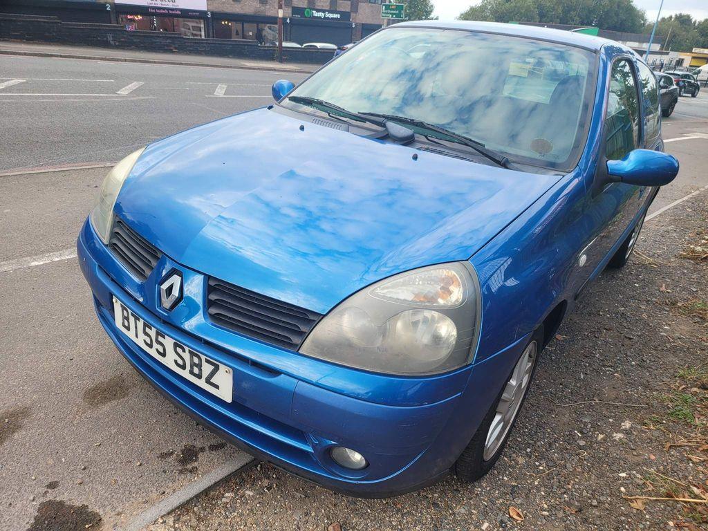 Renault Clio Hatchback 1.2 Campus Sport 3dr