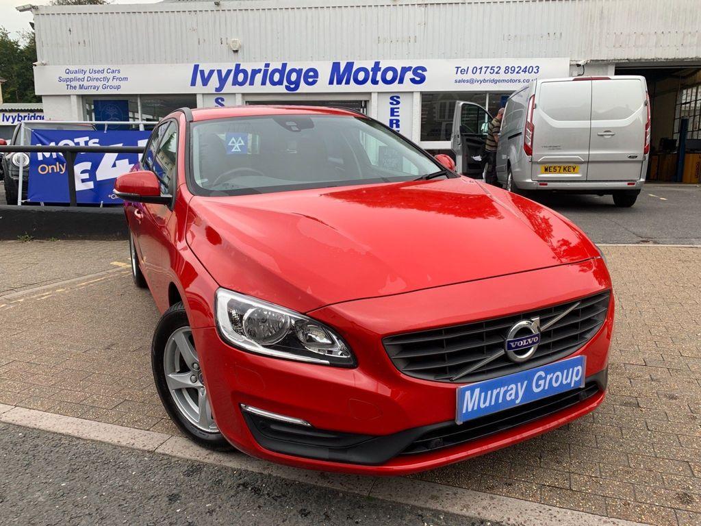 Volvo V60 Estate 2.0 T4 Business Edition (s/s) 5dr