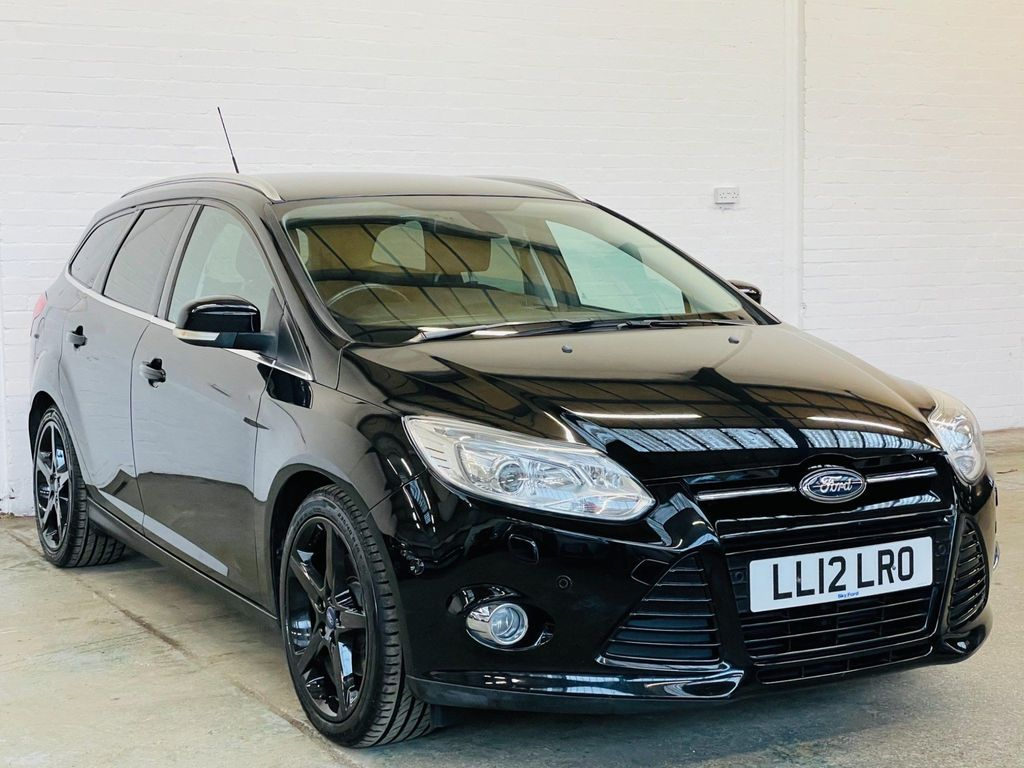 Ford Focus Estate 1.6 SCTi EcoBoost Titanium X 5dr