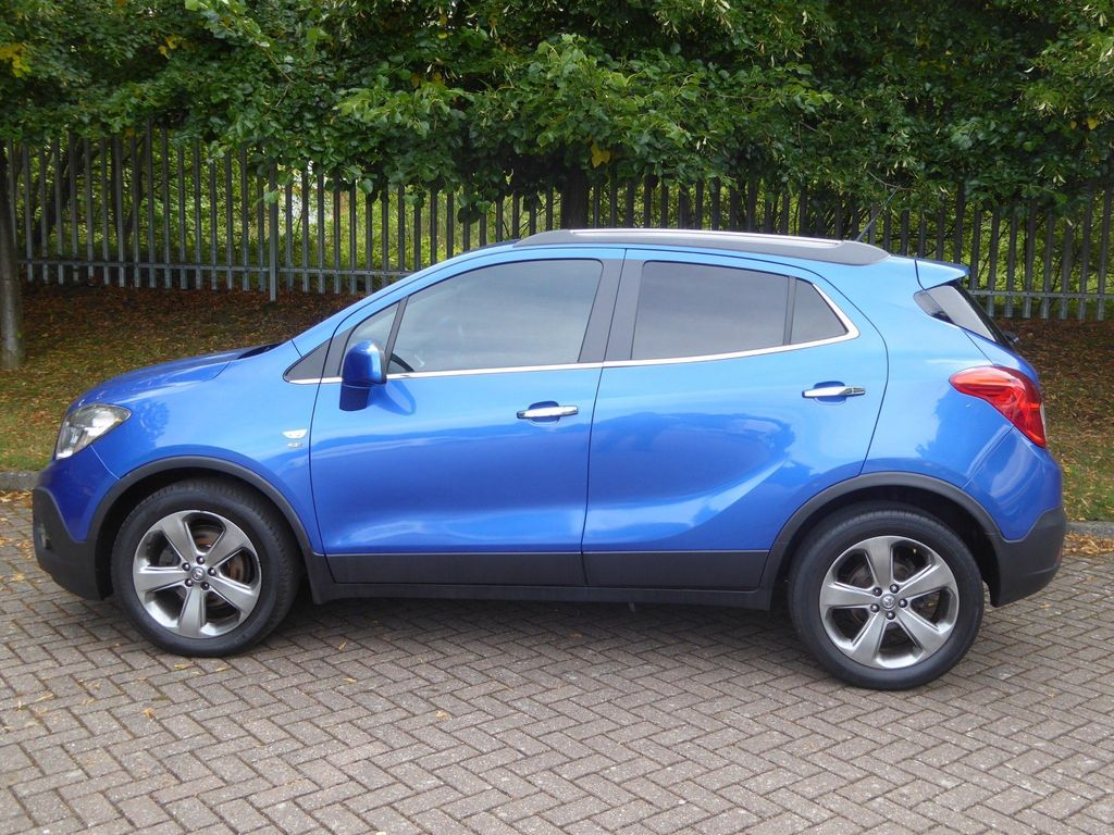 Vauxhall Mokka Hatchback 1.4 16v Turbo SE (s/s) 5dr