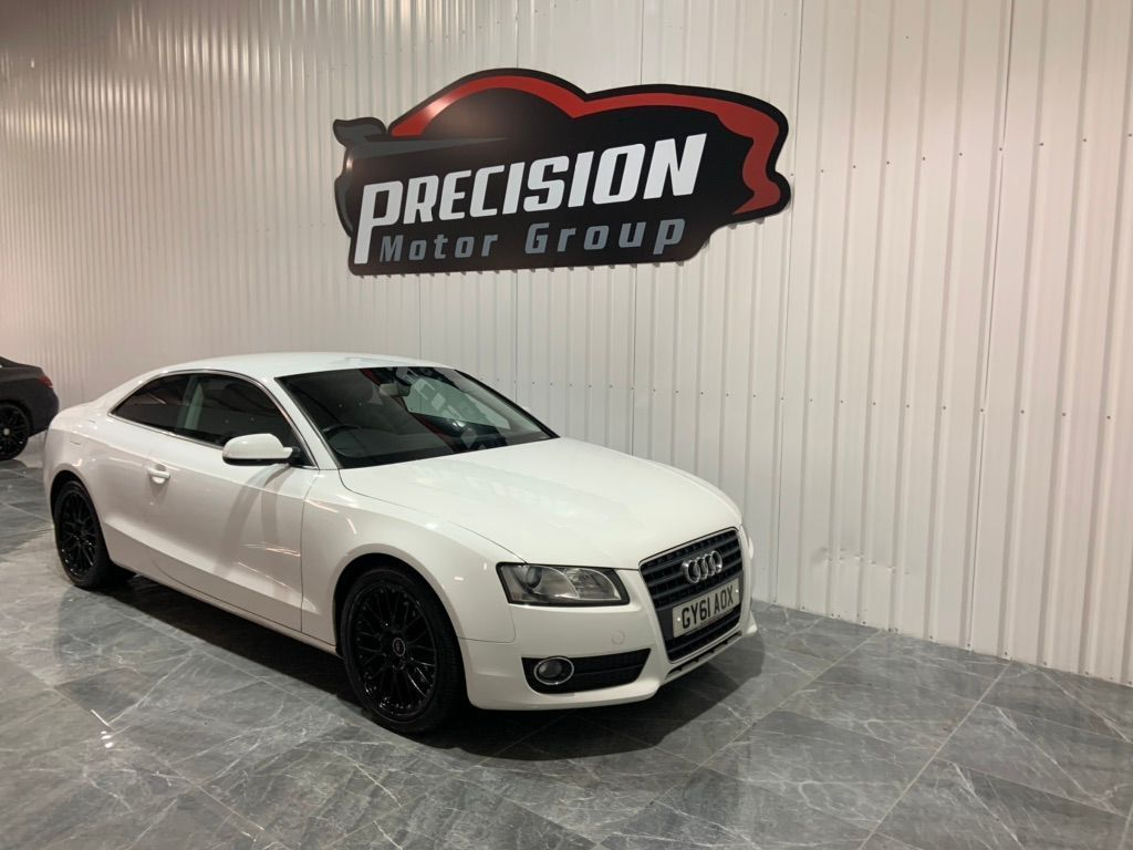Audi A5 Coupe 1.8 TFSI Multitronic 2dr