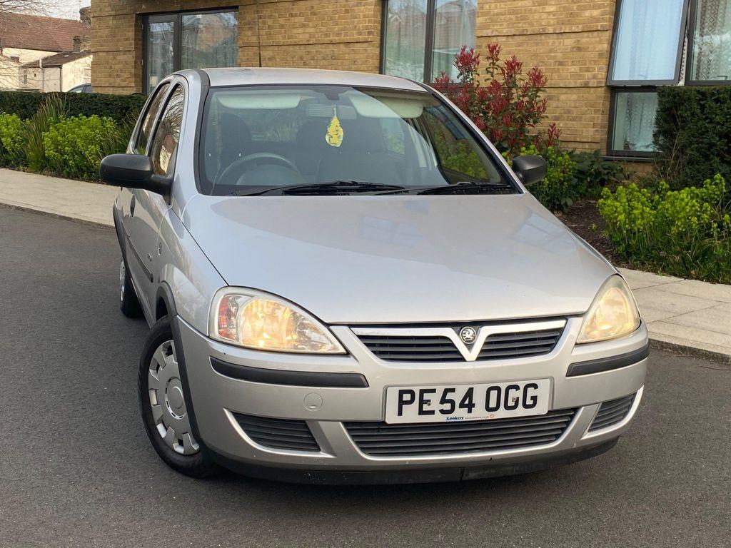 Vauxhall Corsa Hatchback 1.2 i 16v Life Easytronic 5dr