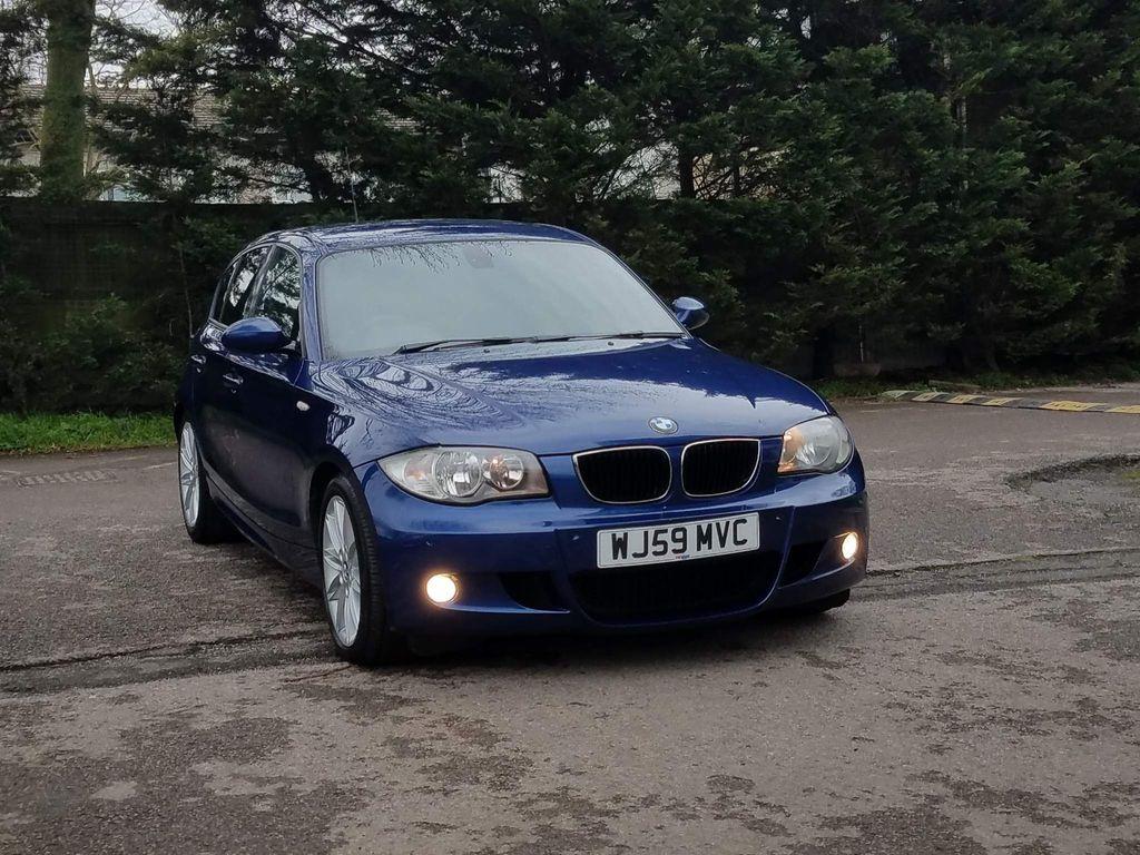 BMW 1 Series Hatchback 2.0 118i M Sport 5dr