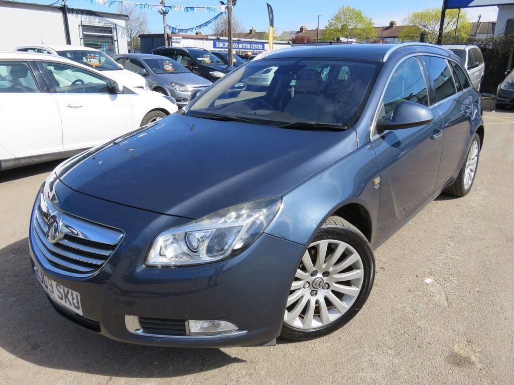 Vauxhall Insignia Estate 2.0 CDTi 16v Elite Nav 5dr