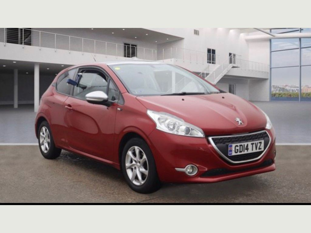 Peugeot 208 Hatchback 1.6 e-HDi Style (s/s) 3dr