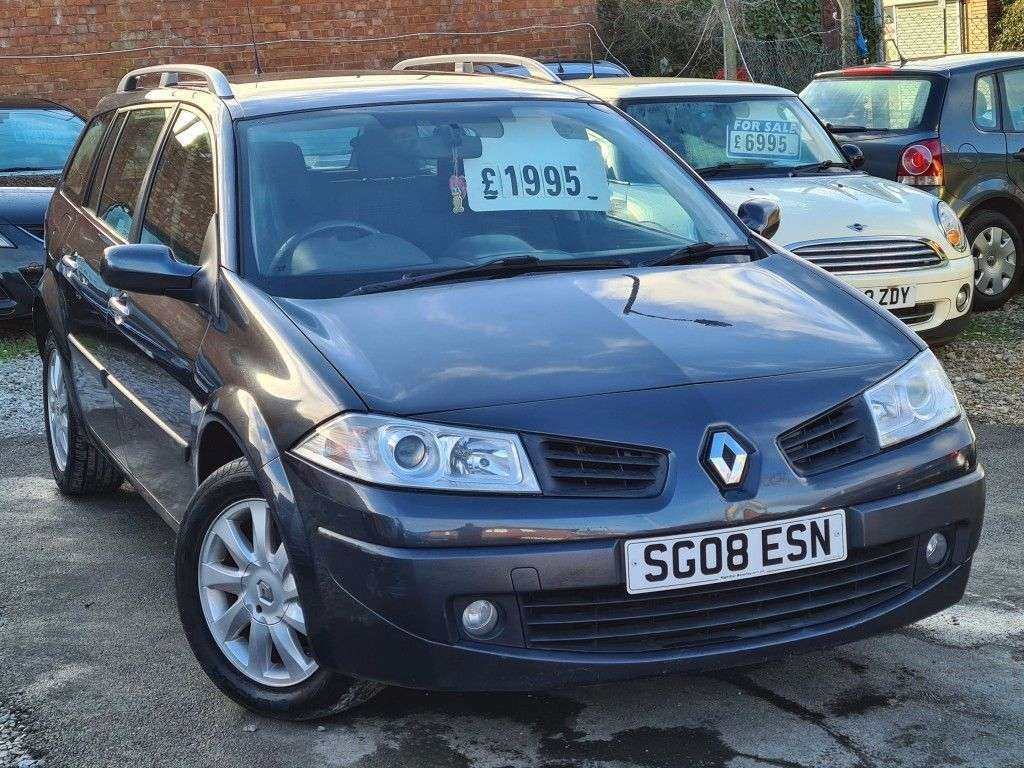 Renault Megane Estate 1.6 VVT Dynamique Proactive 5dr
