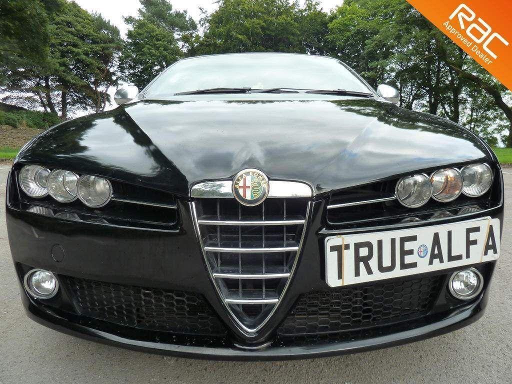 Alfa Romeo 159 Saloon 2.0 JTDM 16v TI 4dr