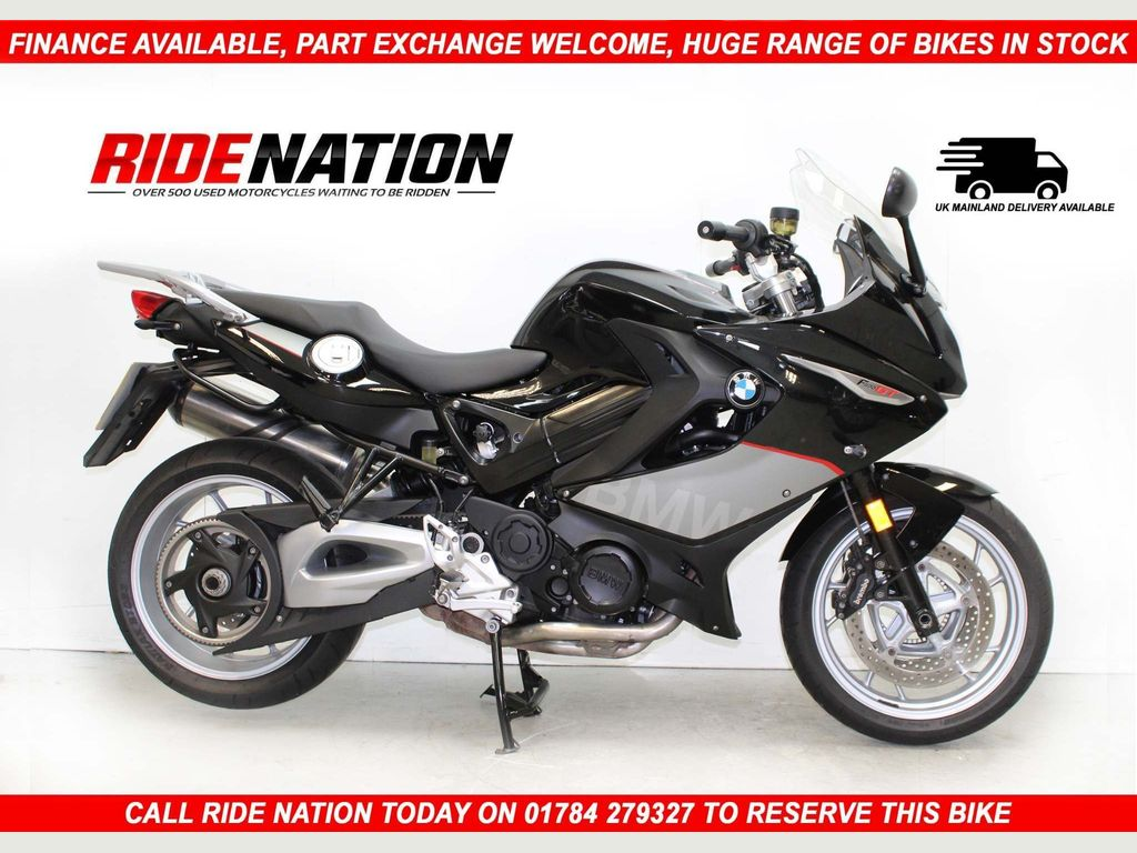 BMW F800GT Sports Tourer 800 GT ABS