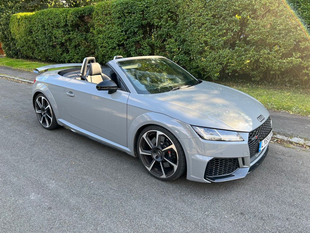 Audi TT RS Convertible 2.5 TFSI Sport Edition Roadster S Tronic quattro (s/s) 2dr
