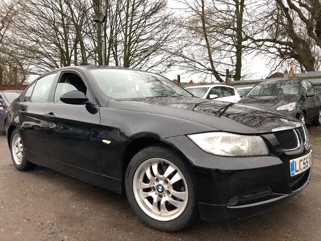BMW 3 Series Saloon 2.0 318i 4dr