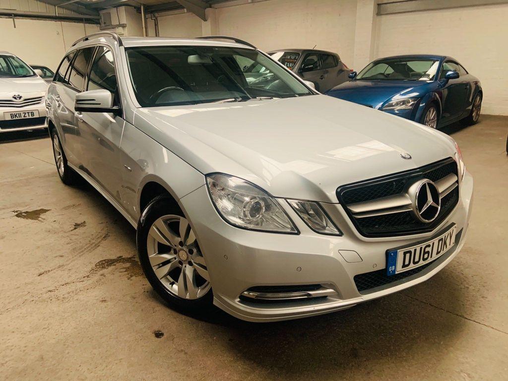 Mercedes-Benz E Class Estate 2.1 E250 CDI BlueEFFICIENCY SE Edition 125 G-Tronic (s/s) 5dr