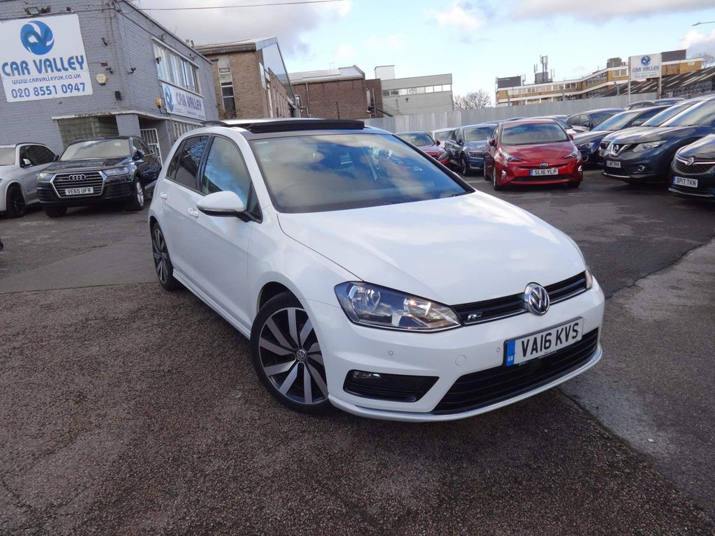 Volkswagen Golf Hatchback 1.4 TSI BlueMotion Tech ACT R-Line Edition DSG (s/s) 5dr