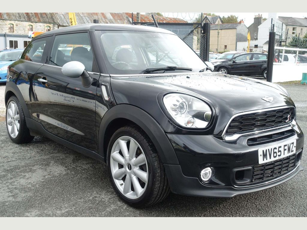 MINI Paceman Hatchback 2.0 Cooper SD (s/s) 3dr