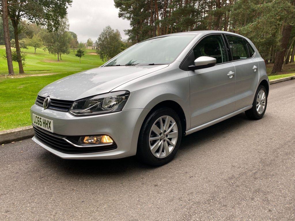 Volkswagen Polo Hatchback 1.0 BlueMotion Tech SE (s/s) 5dr