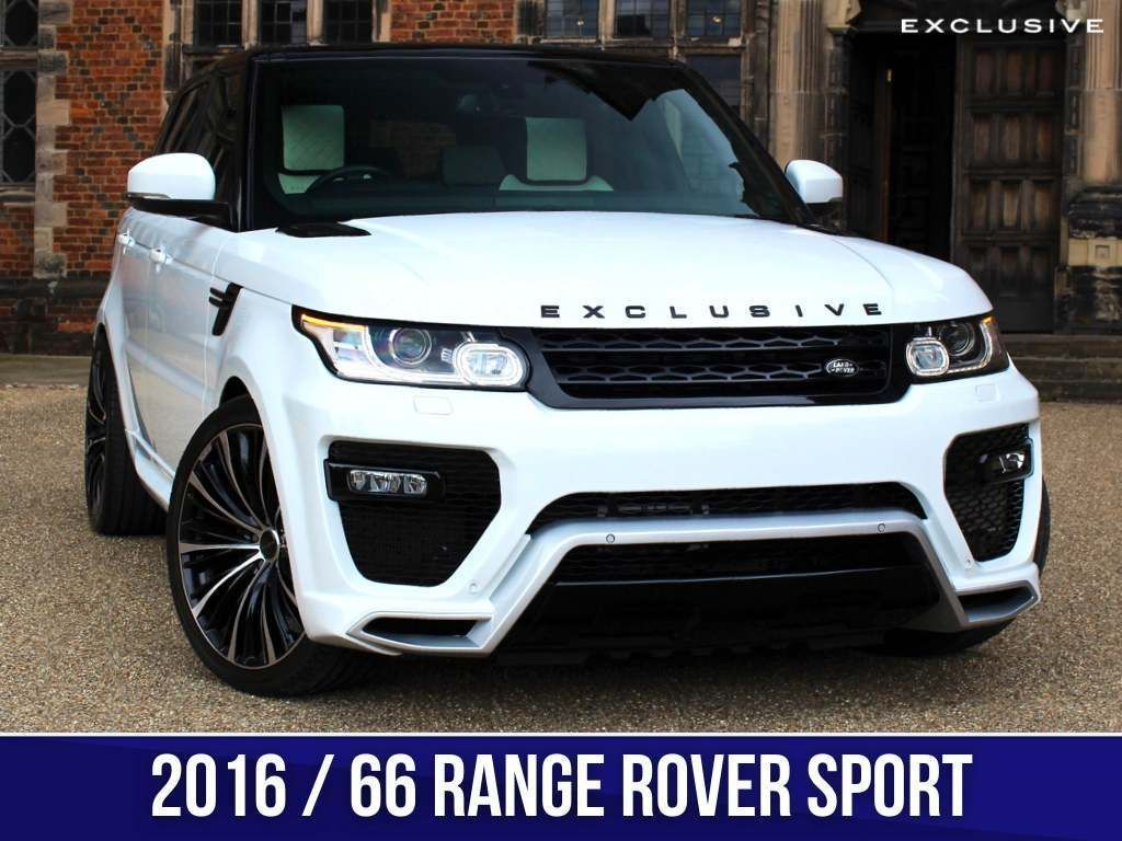 Land Rover Range Rover Sport SUV EXCLUSIVE Aero Edition