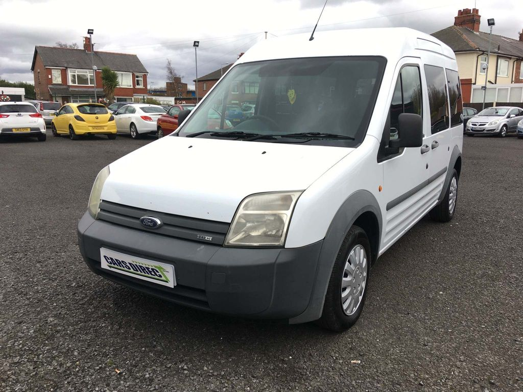 Ford Tourneo Connect Other 1.8 TDCi Trend Bus 5dr (8 Seats)