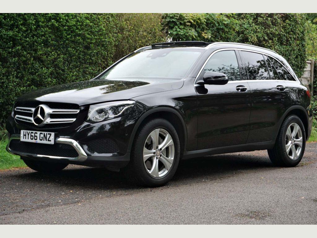 Mercedes-Benz GLC Class SUV 2.1 GLC220d Sport (Premium) G-Tronic 4MATIC (s/s) 5dr
