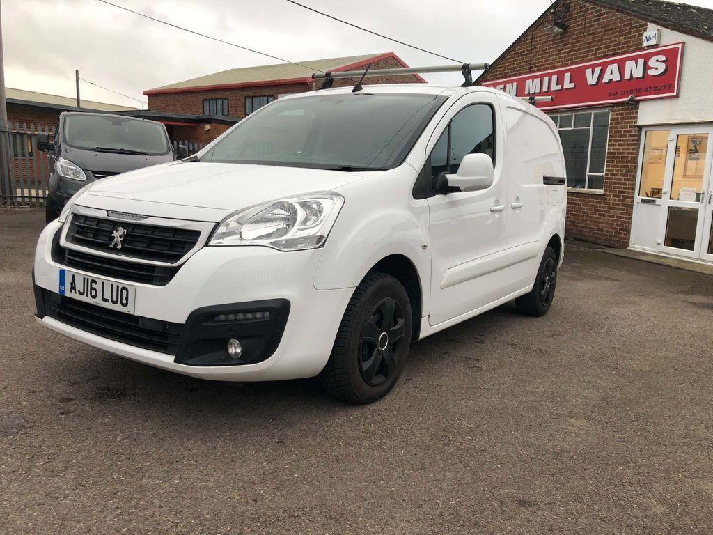 Peugeot Partner Panel Van 1.6HDi Professional 625 5Dr Van *NO VAT*