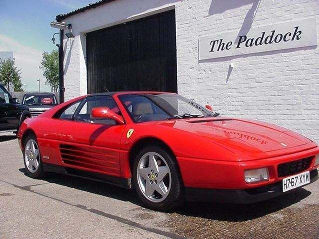 Ferrari 348 Convertible 3.4 ts 2dr