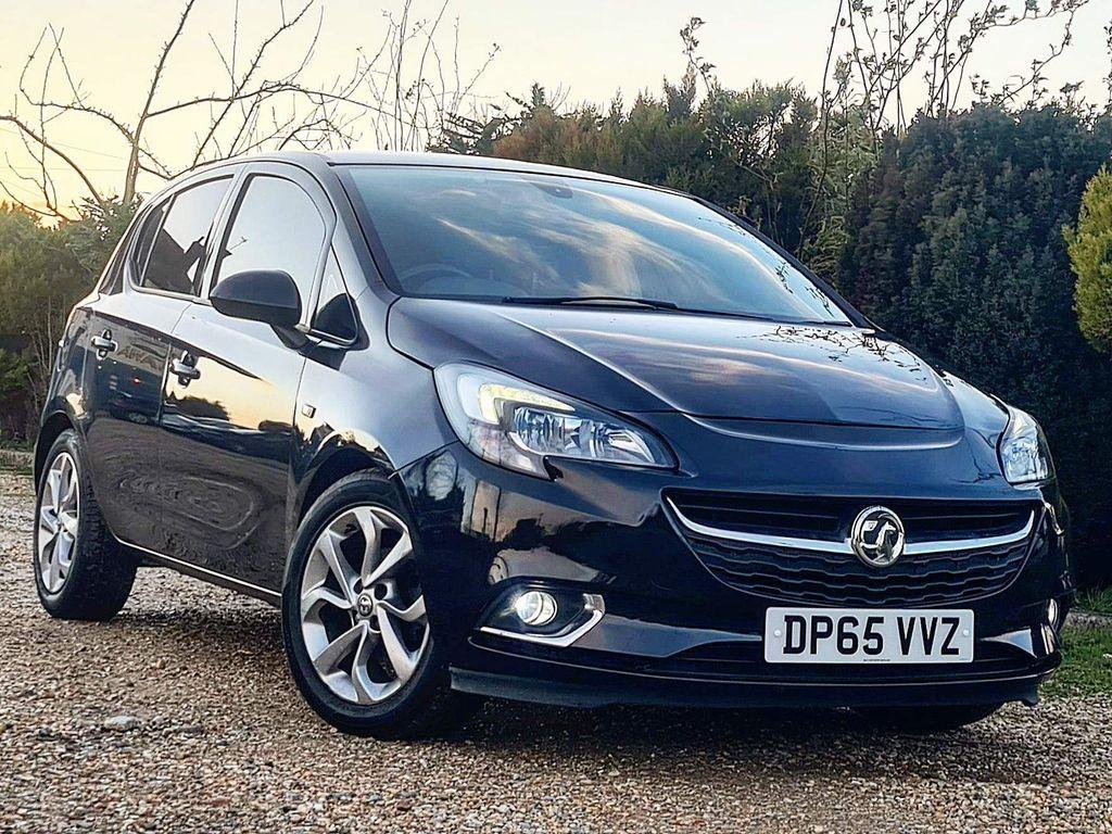 Vauxhall Corsa Hatchback 1.2i SRi 5dr