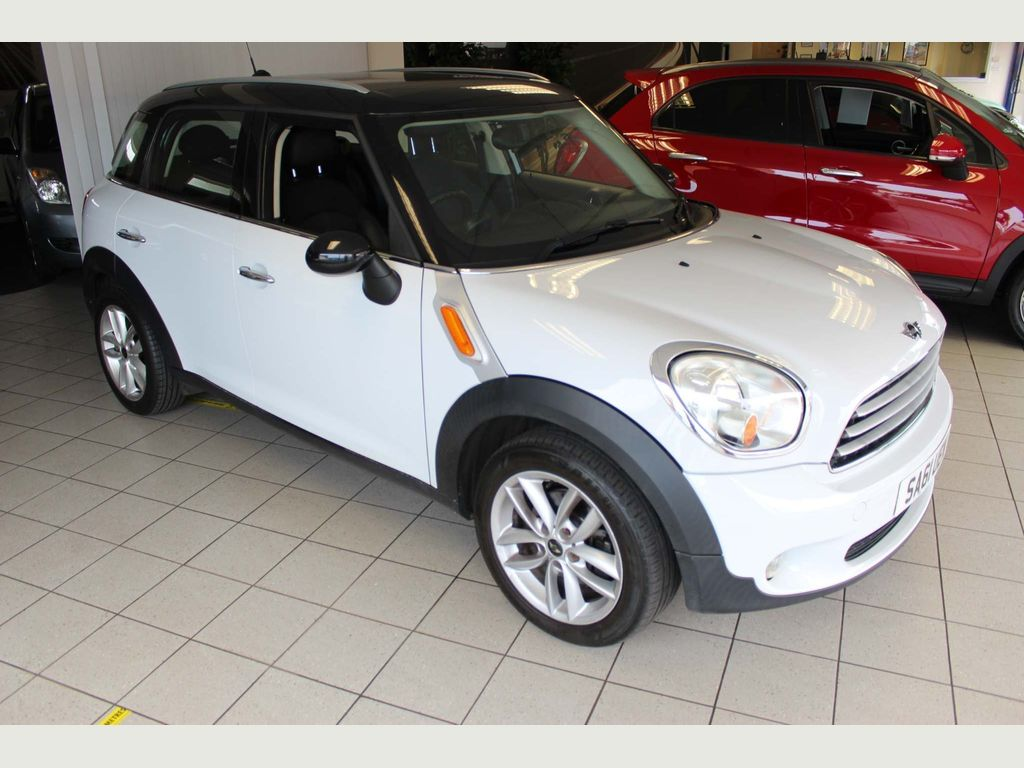 MINI Countryman SUV 1.6 Cooper (Chili) 5dr