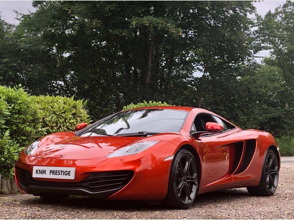 McLaren 12C Coupe 3.8 S-Auto 2dr