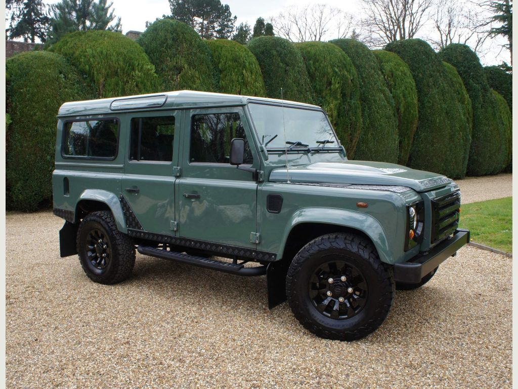 Land Rover Defender 110 SUV 2.2D DPF XS (7 Seats) Station Wagon MWB 5dr