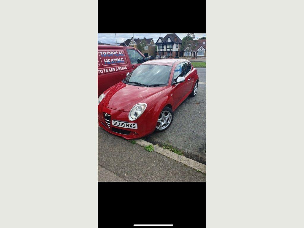 Alfa Romeo MiTo Hatchback 1.4 TB MultiAir Veloce 3dr