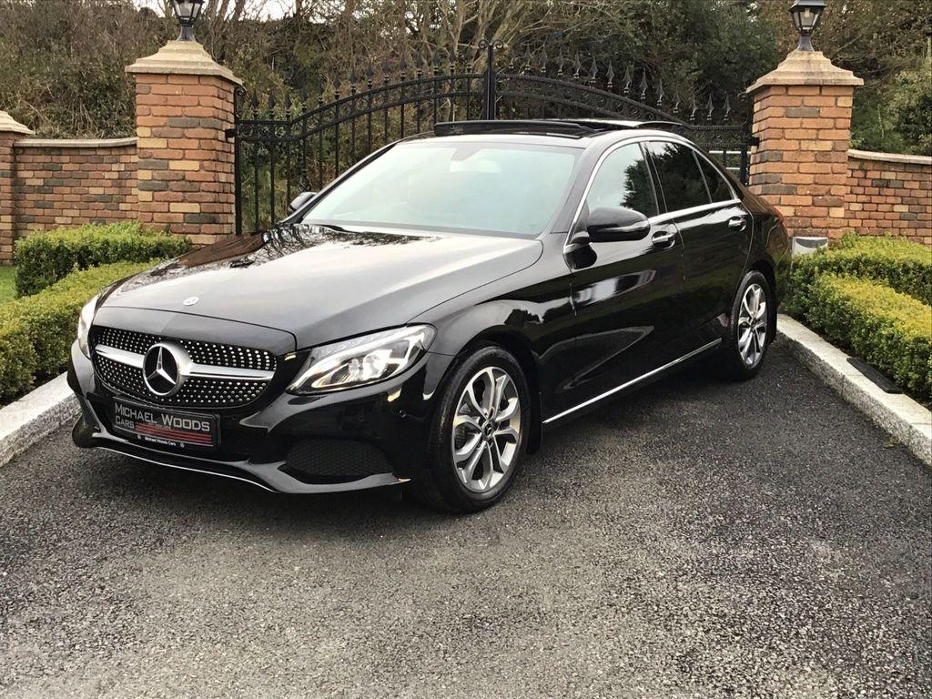 Mercedes-Benz C Class Saloon 2.1 C220d Sport (Premium) G-Tronic+ (s/s) 4dr