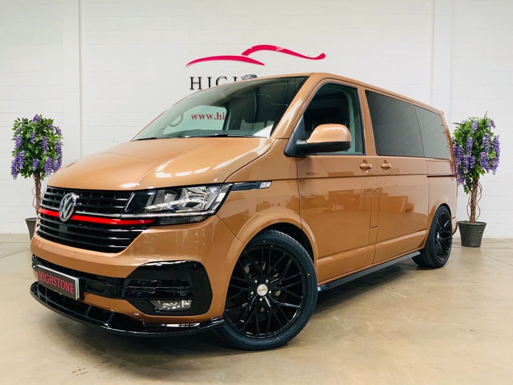 Volkswagen Transporter Unlisted SPORTLINE KOMBI REPLICA