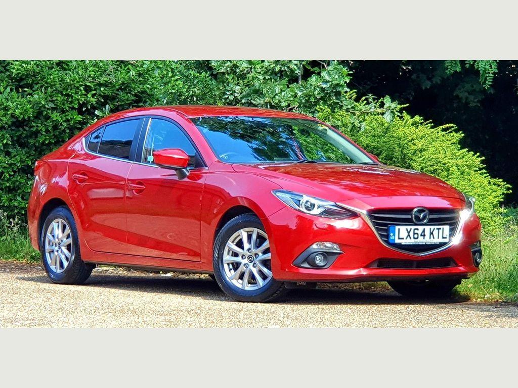 Mazda Mazda3 Saloon 2.2 SKYACTIV-D SE-L Nav Fastback 4dr