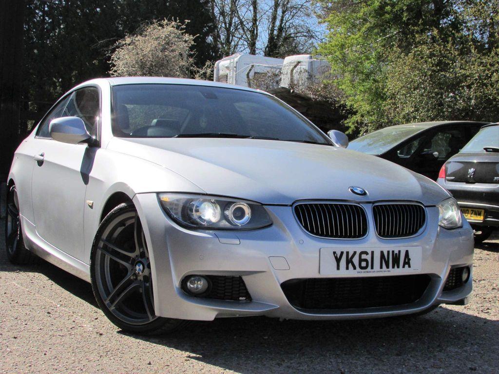 BMW 3 Series Coupe 3.0 330d M Sport 2dr