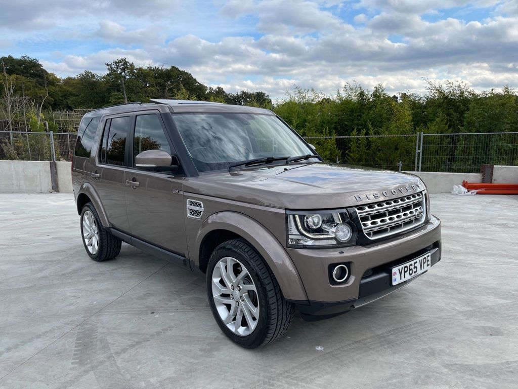 Land Rover Discovery 4 SUV 3.0 SD V6 HSE Auto 4WD (s/s) 5dr